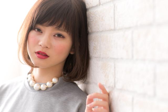 【AVEDA】シルバー カット+ポイント矯正+オーガニックスパ 池袋 ¥10990