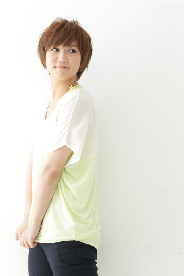 ツヤサラサラモードで大人かわいい前髪のラブクラシカルヘア3:メイン画像
