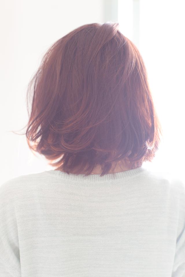 ツヤサラサラモードで大人かわいい前髪のラブクラシカルヘア127:メイン画像