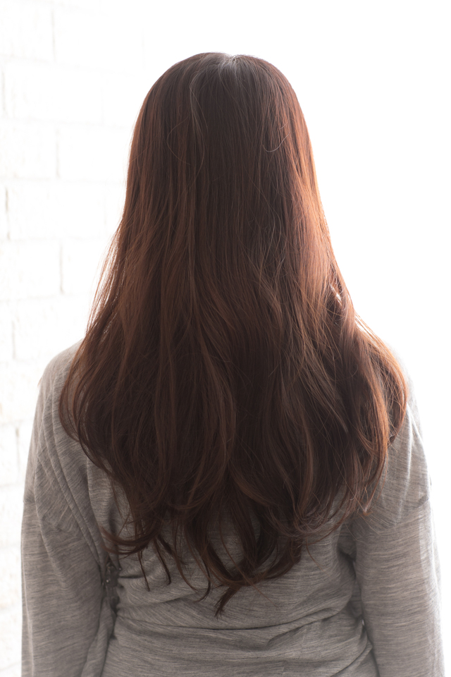 ツヤサラサラモードで大人かわいい前髪のラブクラシカルヘア131:メイン画像