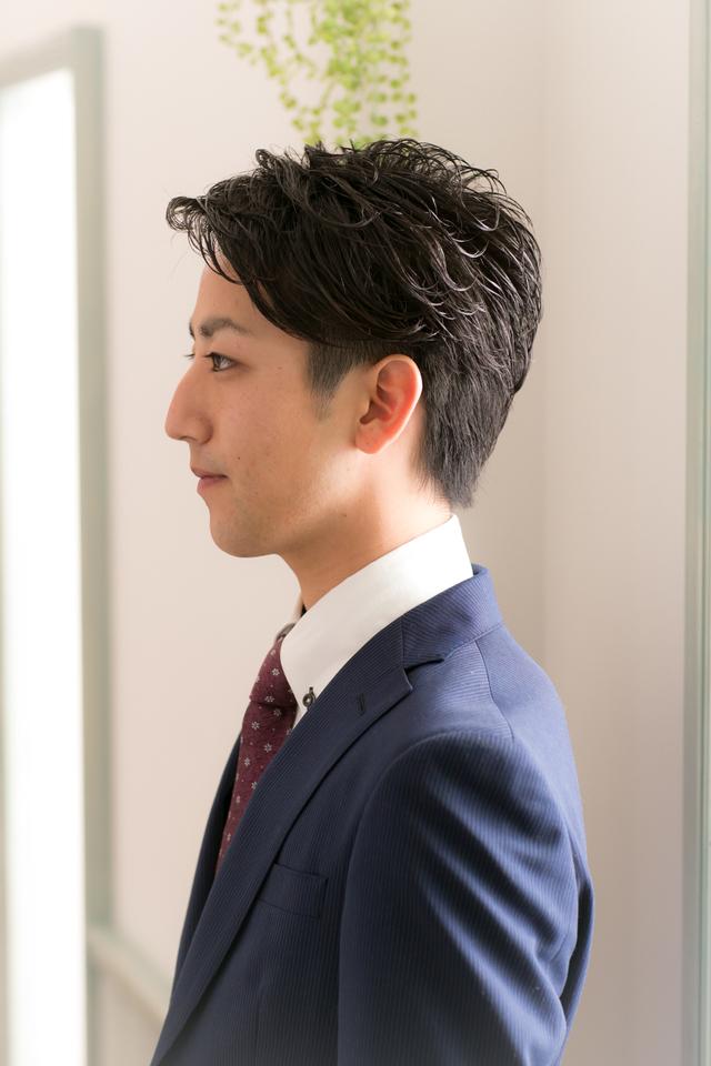 ツヤサラサラモード大人かわいい前髪のラブクラシカルヘア137:メイン画像
