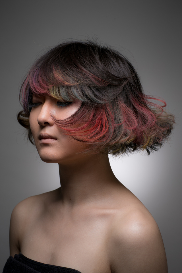 ツヤサラサラモードで大人かわいい前髪のラブクラシカルヘア139:メイン画像