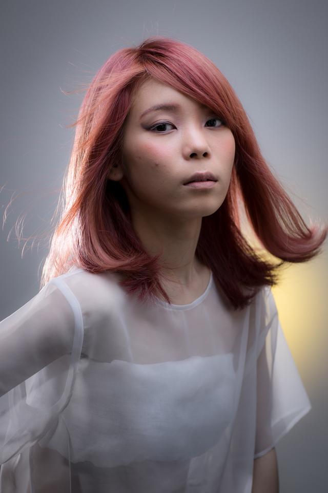 ツヤサラサラモードで大人かわいい前髪のラブクラシカルヘア140:メイン画像