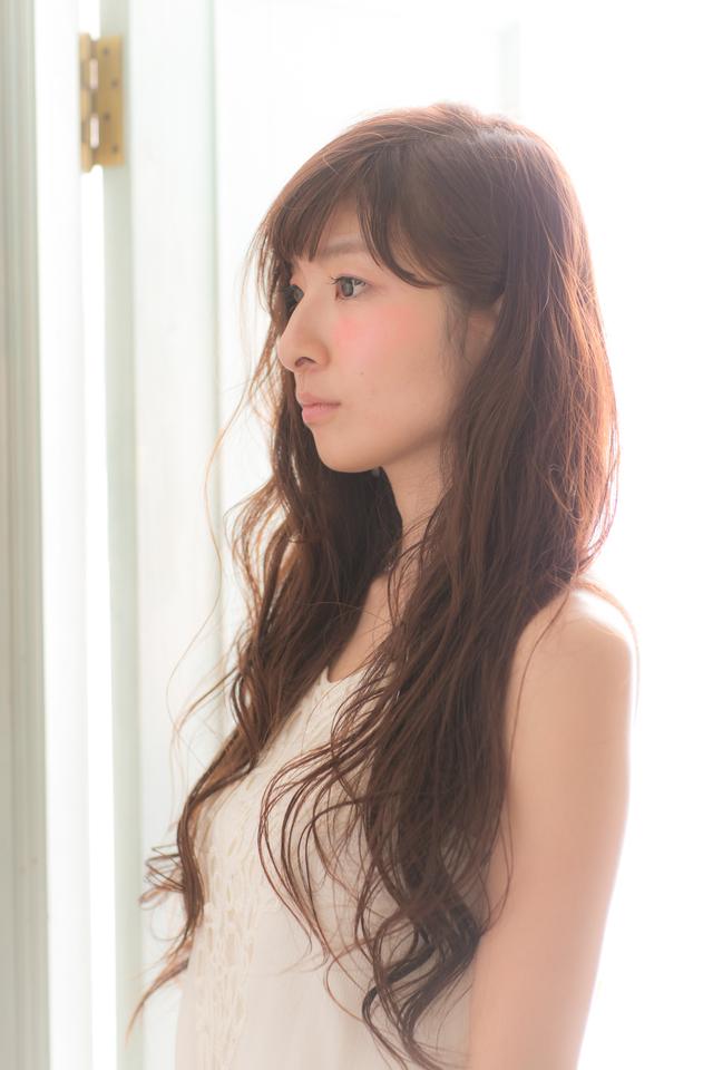 ツヤサラサラモードで大人かわいい前髪のラブクラシカルヘア149:メイン画像