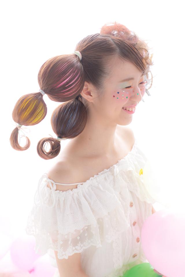 ツヤサラサラモードで大人かわいい前髪のラブクラシカルヘア150:メイン画像