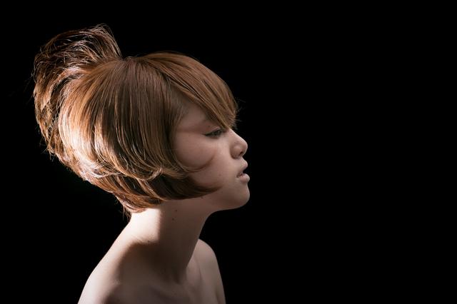 ツヤサラサラモードで大人かわいい前髪のラブクラシカルヘア151:メイン画像