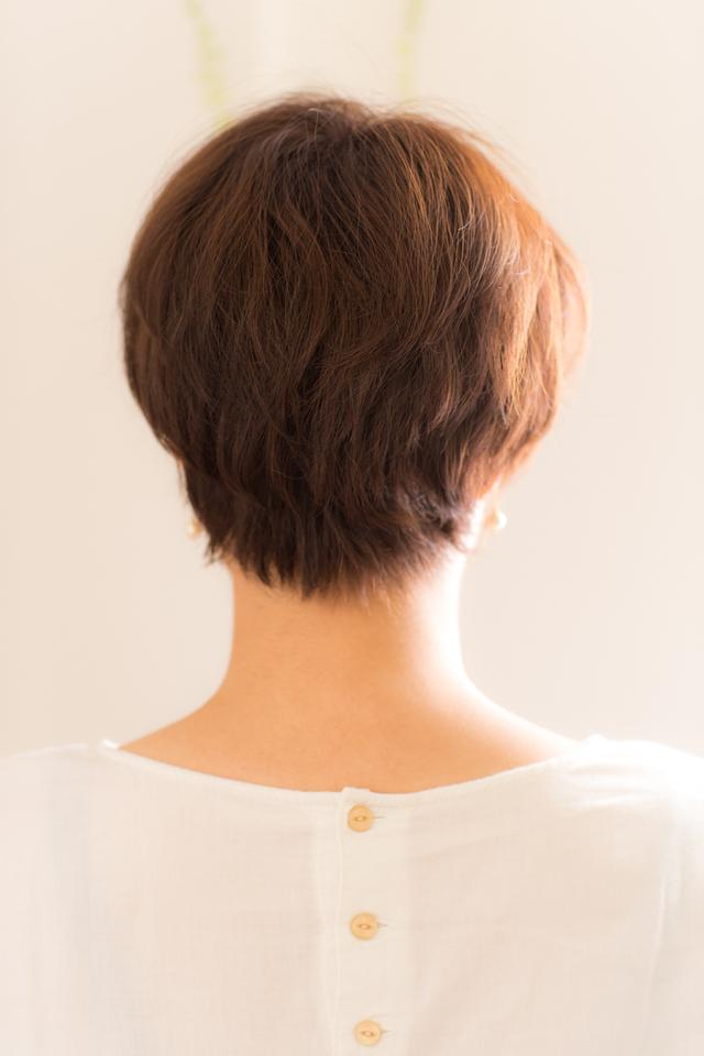 ツヤサラモードで大人かわいい前髪のラブクラシカルヘア163池袋 :メイン画像