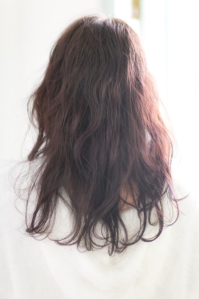 ツヤサラサラモードで大人かわいい前髪のラブヘア 202 池袋:メイン画像